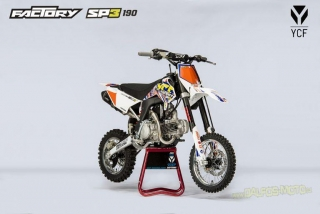 YCF pitbike FACTORY SP3 190